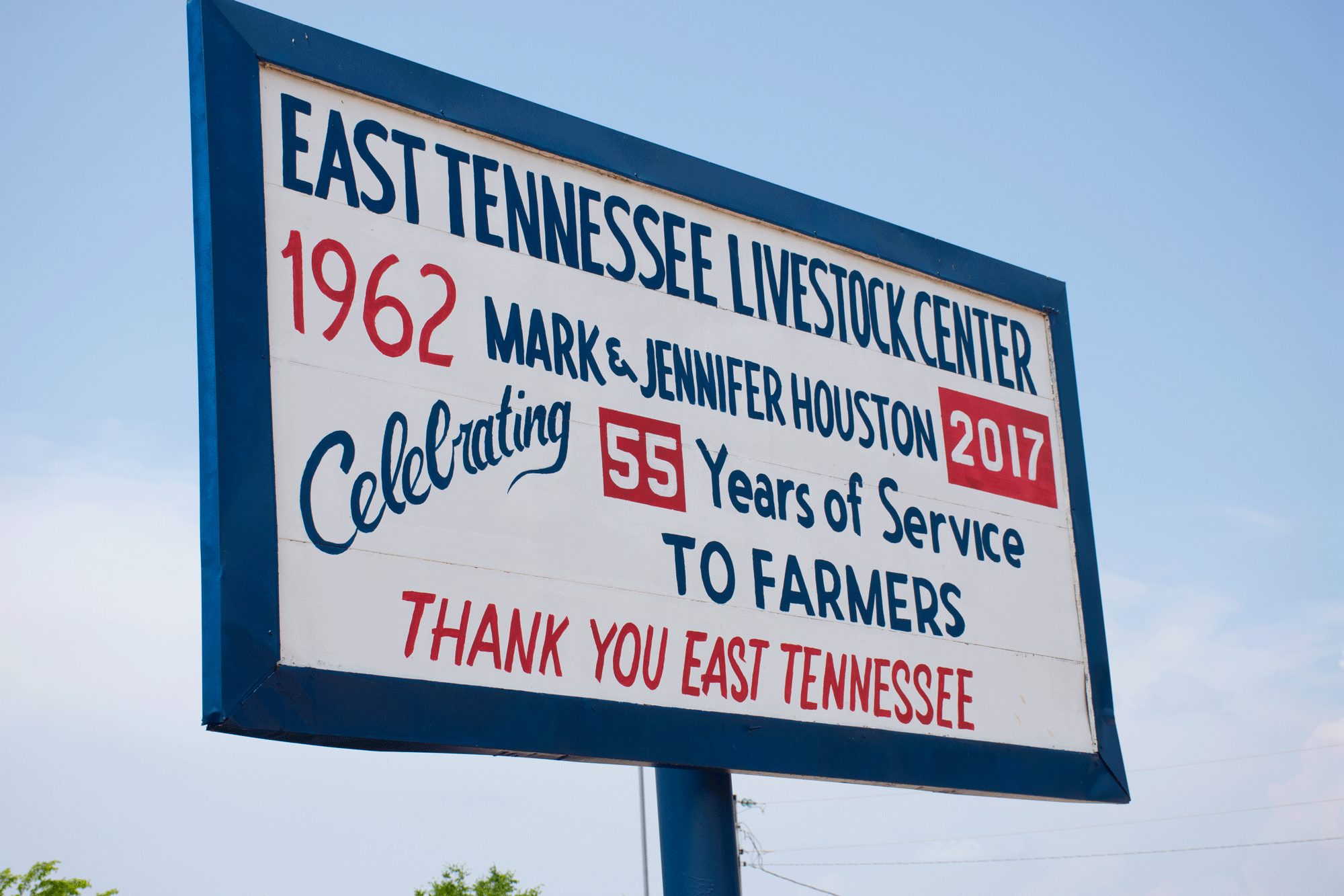 East Tennessee Livestock Center