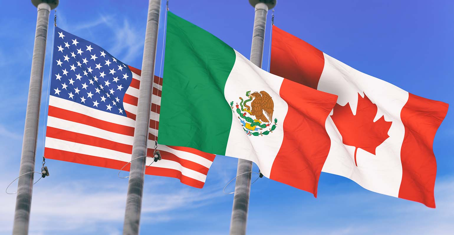 the viewpoints on nafta in canada and mexico