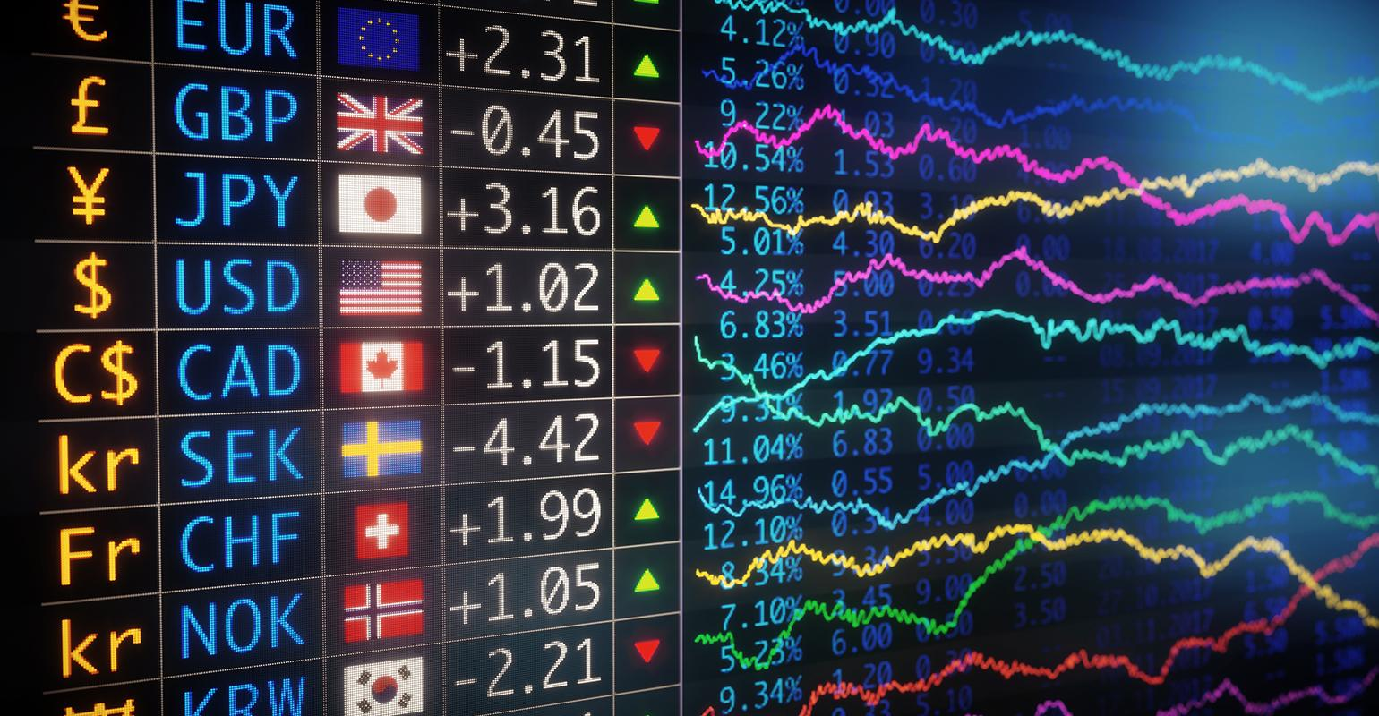Three Common Methods for Predicting Currency Exchange Rates