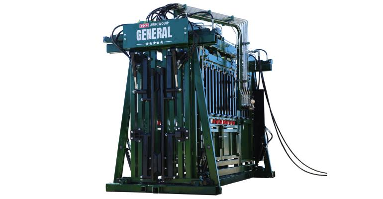 The General is designed to move a lot of cattle