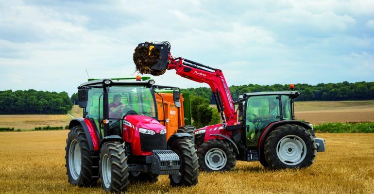 Massey Ferguson introduces 5700 global series tractors