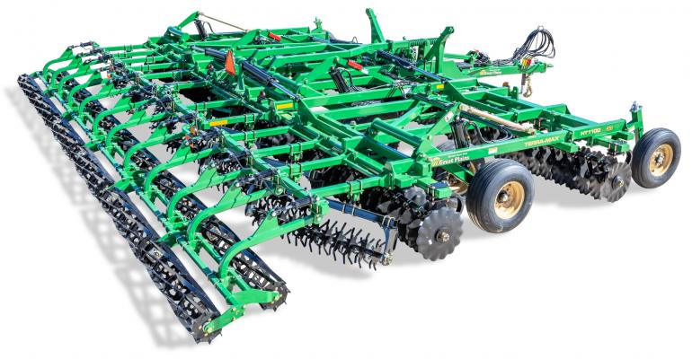 Great Plains Terra Max hybrid tillage tool