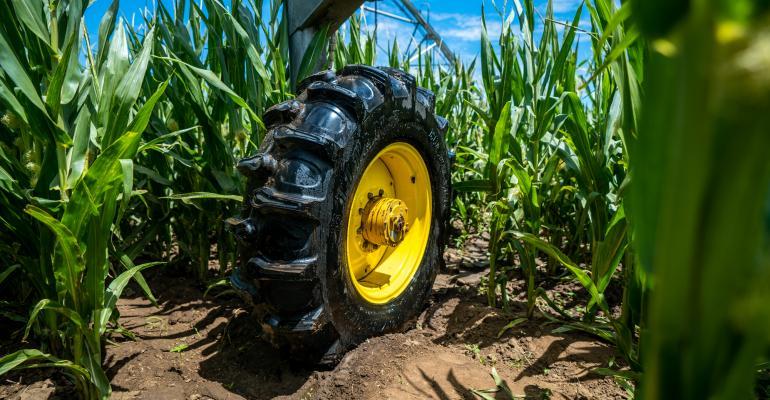 Titan Hi-Dration Lug irrigation tire