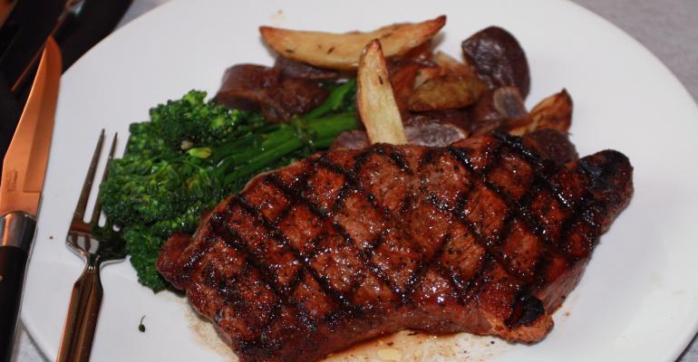 beef consumption