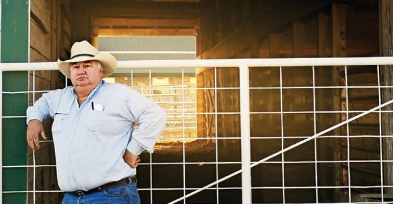 Pete Bond, 2013 Stocker Award Winner