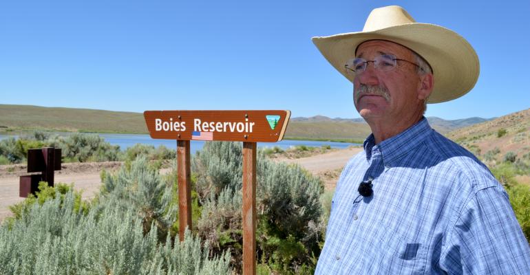 Steve Boies of Boies Ranch