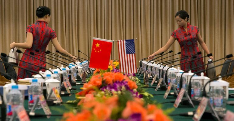 U.S. China negotiations