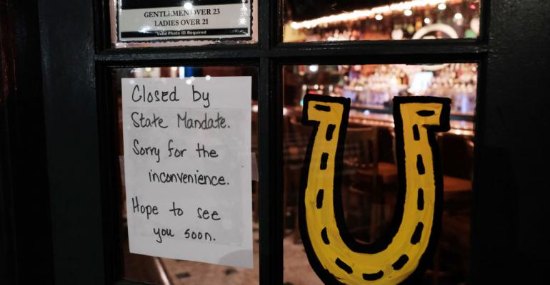 What restaurants need to survive the COVID-19 crisis