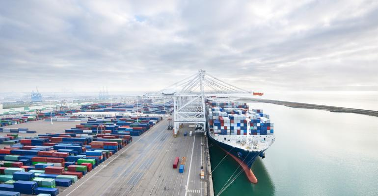 Exports versus imports