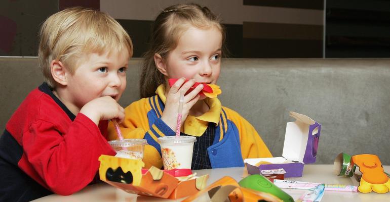 McDonald's Happy Meals