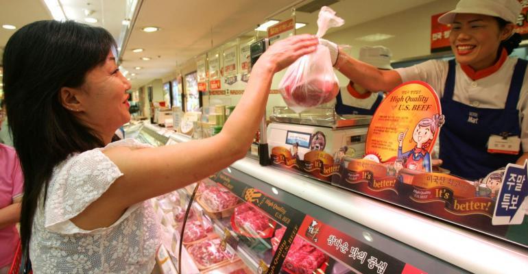 U.S. beef gains ground in Korea