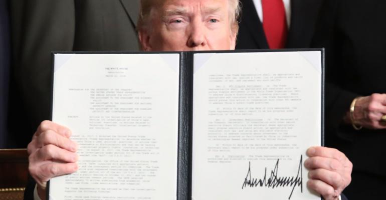 Trump on trade