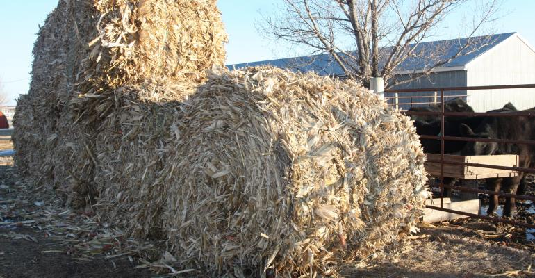 Twine on Bales