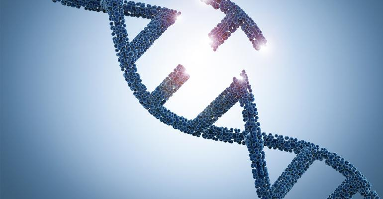 representation of gene editing