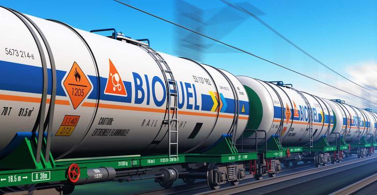 BiofuelTrain