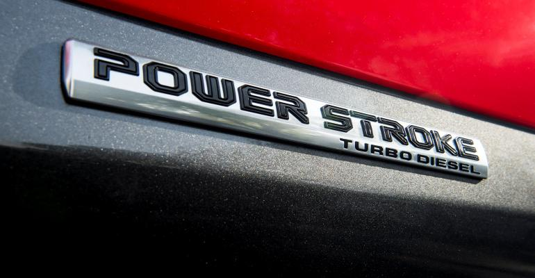 Ford to launch diesel in 2018 F-150