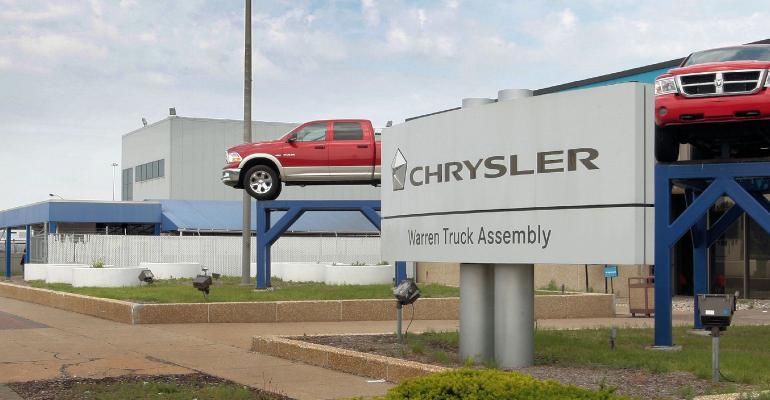 Ram truck maker plans expansion
