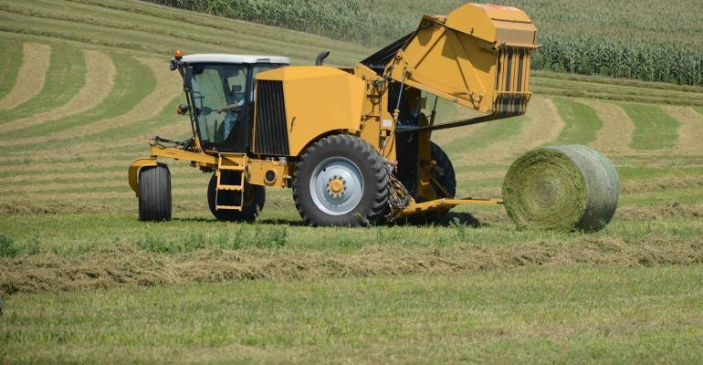Vermeer unveils first-of-its-kind self-propelled baler prototype