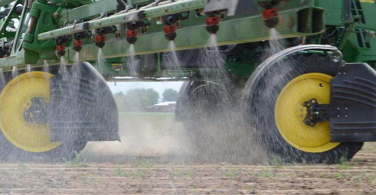 Taking a global view of pesticides