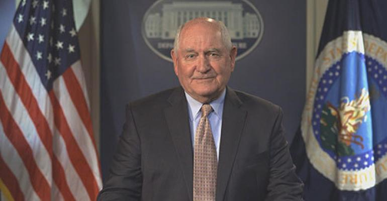 Secretary of Agriculture