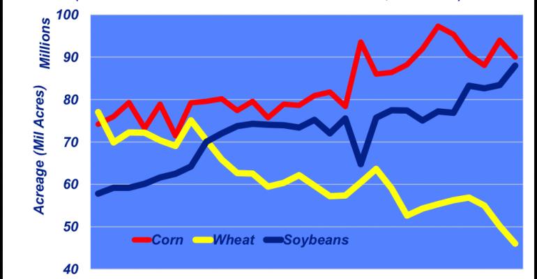 Will corn remain king in 2017?