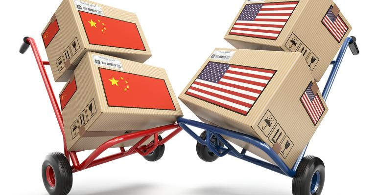 U.S. continues negotiations with China.