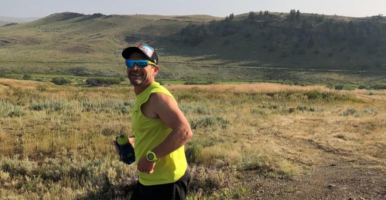 Running in the Montana Ranch Run