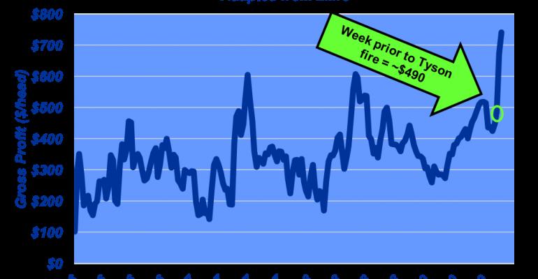 Packer Profits