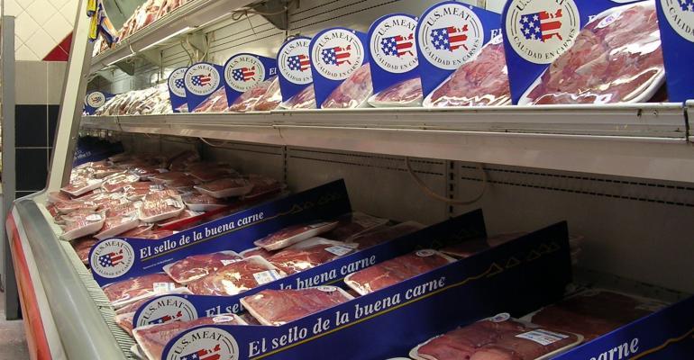 Mexico supermarket