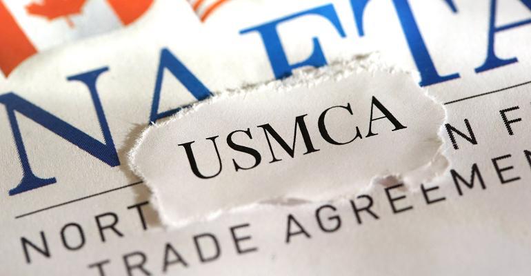 USMCA New NAFTA