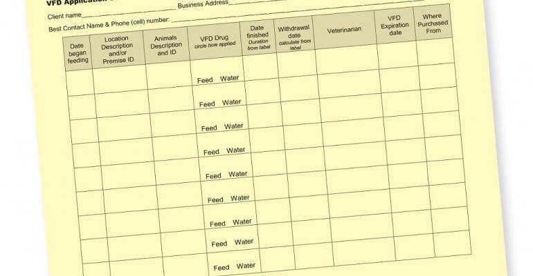 VFD Application Summary