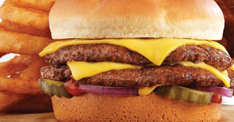 Culver's butter burger