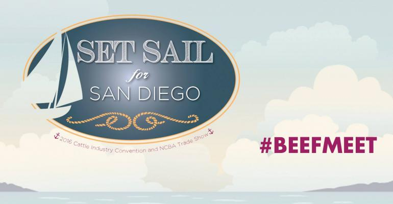 Set Sail for San Diego | 2016 Cattle Industry Convention photos