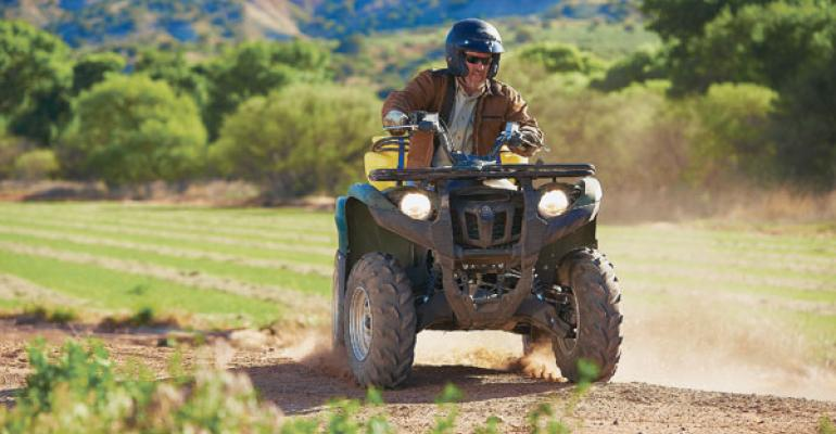 Top ATVs And Utility Vehicles For 2012