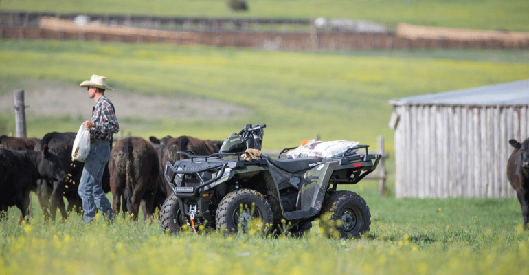 21 ATV, UTV and side-by-side units for 2015
