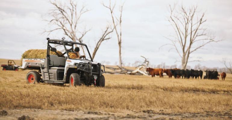Bobcat 3600 3650 UTV ranch ATC