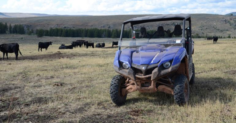A Day With Yamaha's New Viking SxS