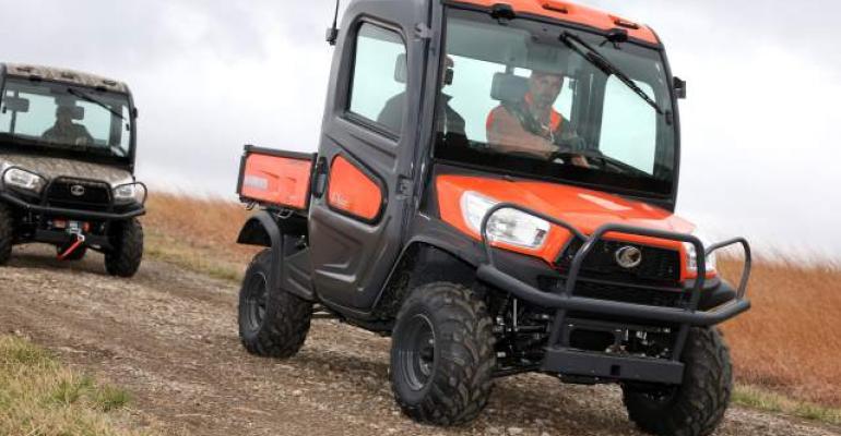 Kubota RTV Utility Vehicles