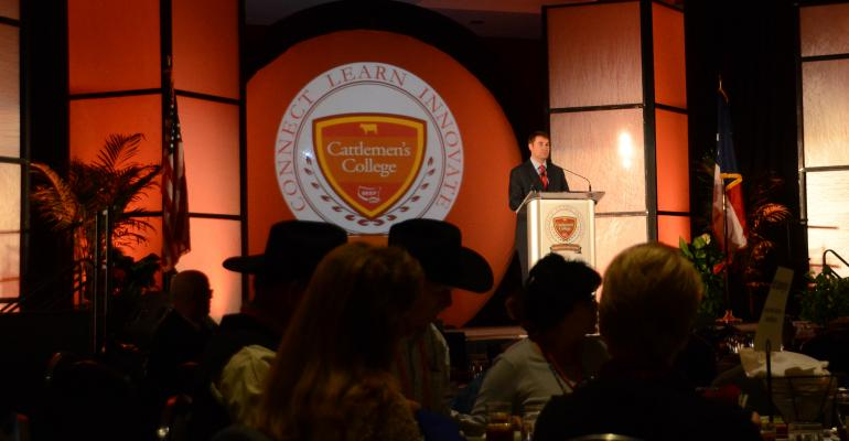 Photo highlights from the 2015 Cattle Industry Convention in San Antonio, Texas