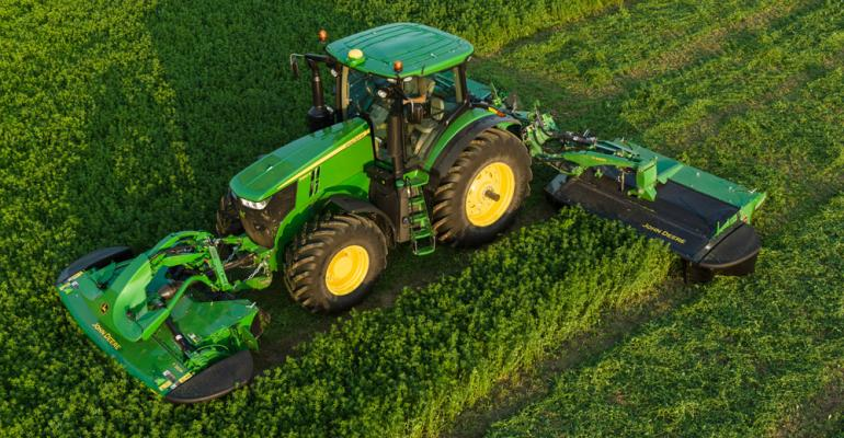 It's hay time! 10 new mower conditioners in 2016