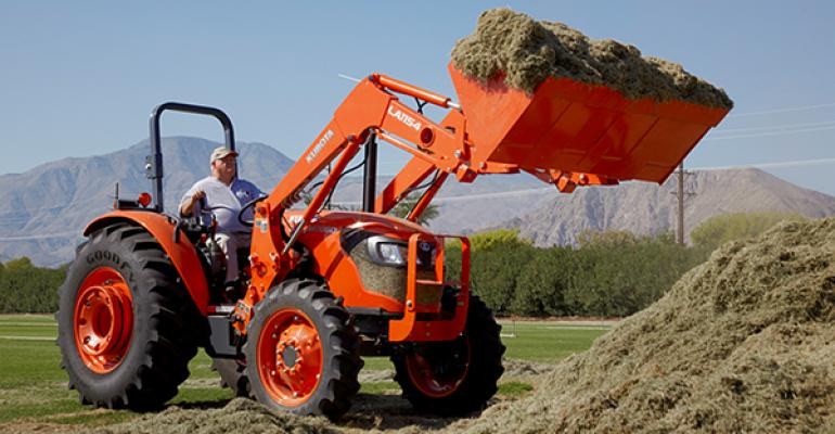 10 new utility tractors for 2014