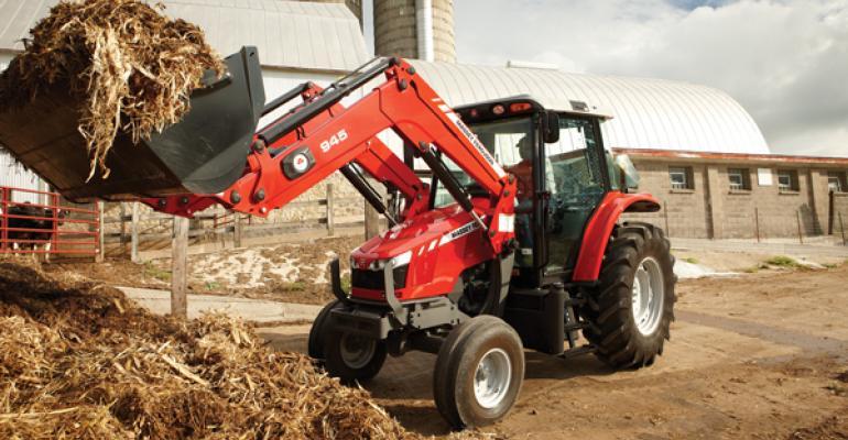 Massey Fergusonreg 5455 MidRange Tractor