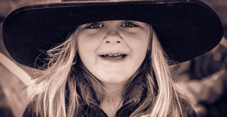 15 photos of cowboy hats in action