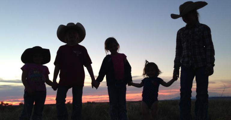 ranching across many generations