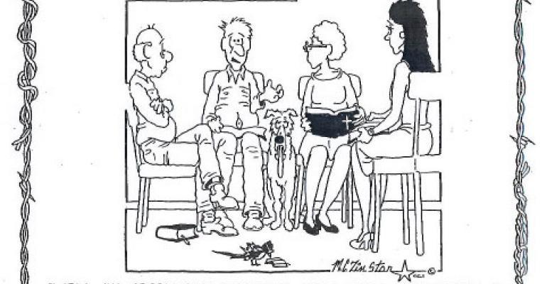 BEEF Cartoons: Earl by Wally Badgett