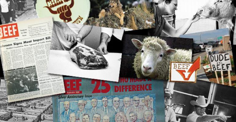 50 years of beef magazine coverage