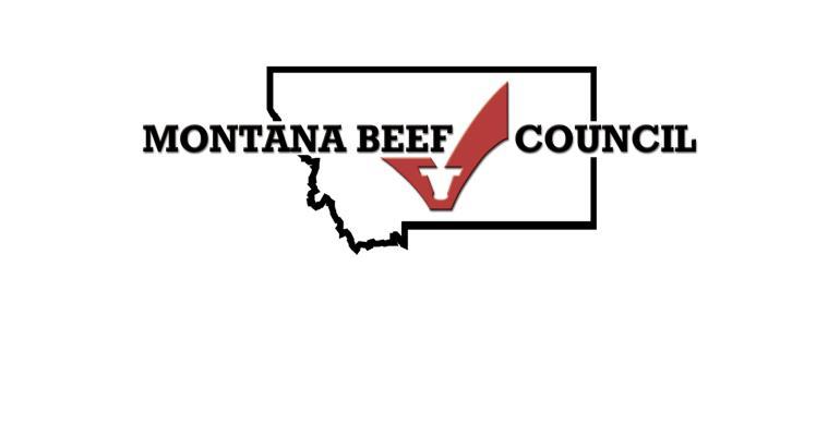 Montana beef logo