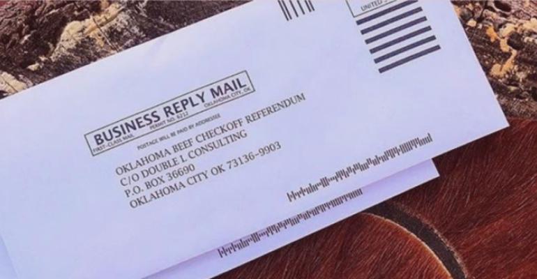 Oklahoma Beef Checkoff Referendum