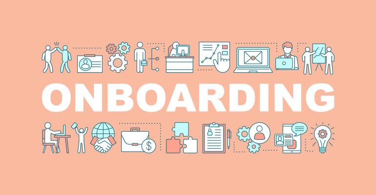 Onboarding artwork