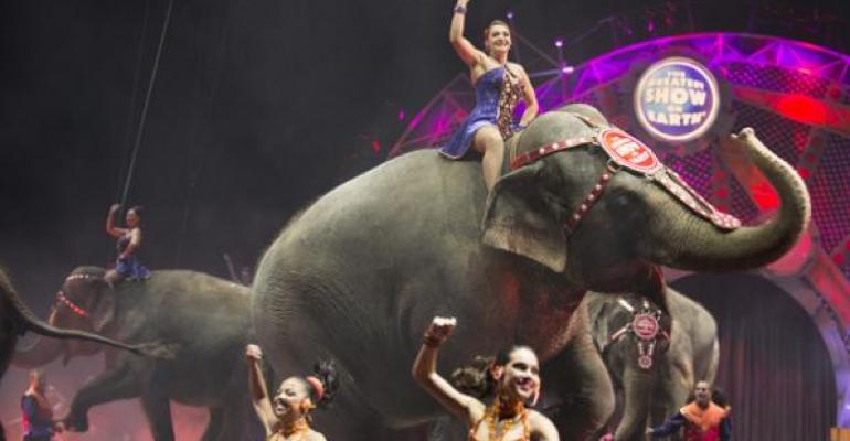 RIngling bros circus responds to animal welfare extremists